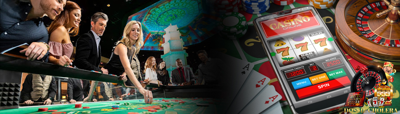 Daftar game di casino